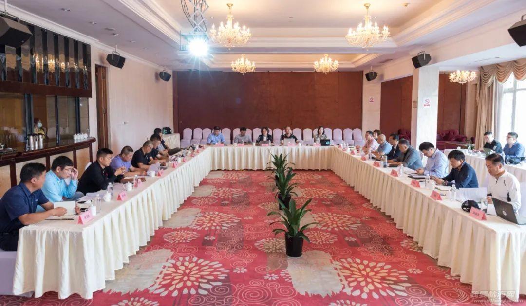 中帆协换届工作领导小组第一次会议召开