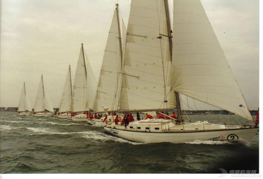克利伯环球帆船赛:25年历程