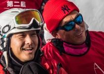 """2020""""锦上堂杯""""第二届全国冰上帆船公开赛(1.16)"""
